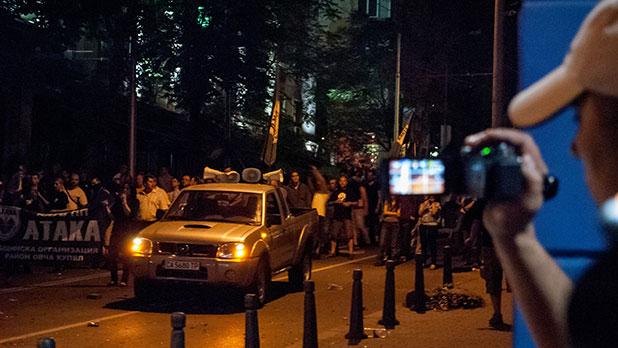 протест, 17 юни