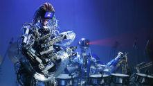 роботска рок група