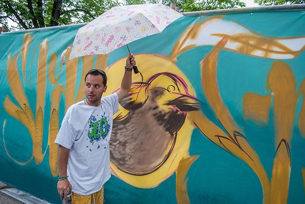sprite graffiti fest