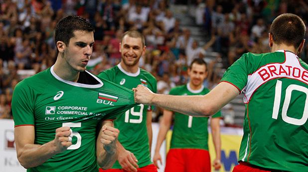 България волейбол