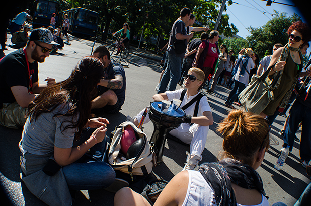 Протест НС 3 юли