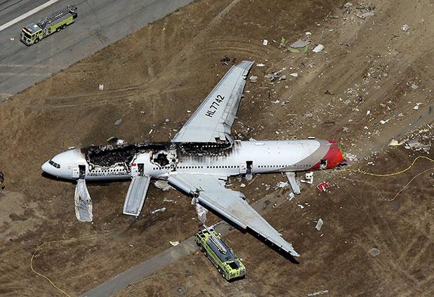 авиокатастрофа