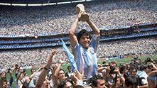 марадона 1986
