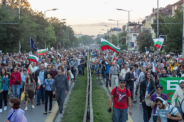 протест, протест 9 юли