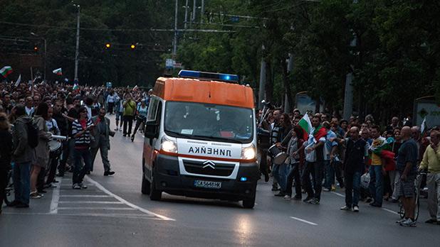 протест, 16 юли