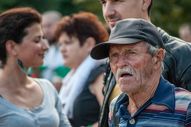 протест, 18 юли