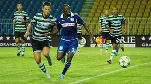 черноморец - черно море 1-0, 19 юли 2013, първи мач за сезона