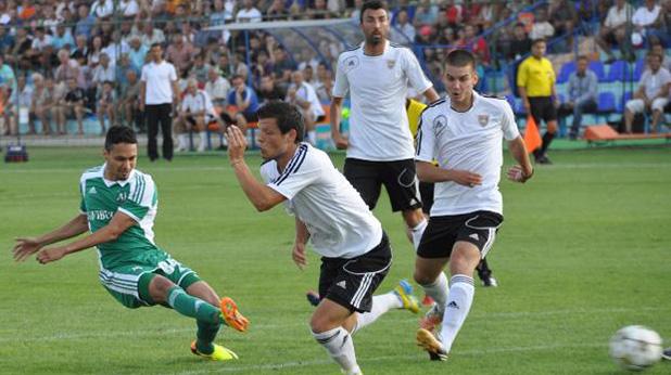 любимец - лудогорец 1-0, юли 2013, първи кръг