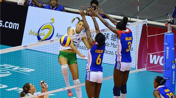 българия - куба 3-0, август 2013 , жени