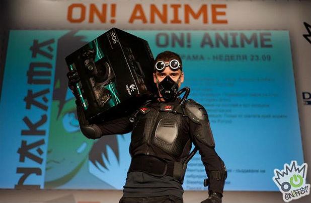 on anime 2013