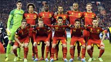 белгия, национален отбор, 2013-2014