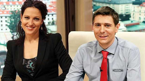 Анна Цолова и Виктор Николаев отиват в Нова Телевизия