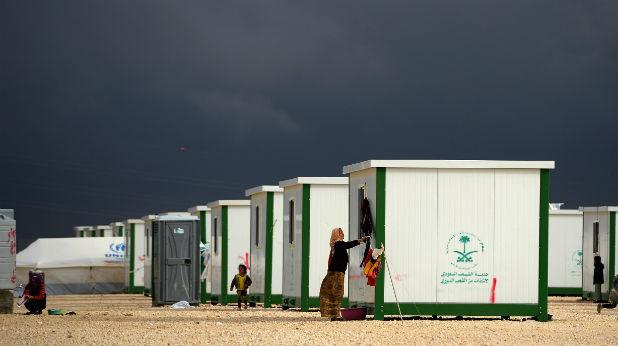 Лагер на сирийски бежанци
