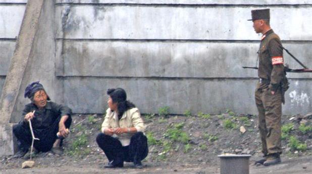 Лагери в Северна Корея