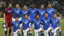италия, отборна снимка, 2013 г.