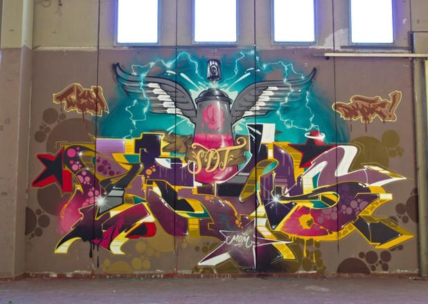 он графити