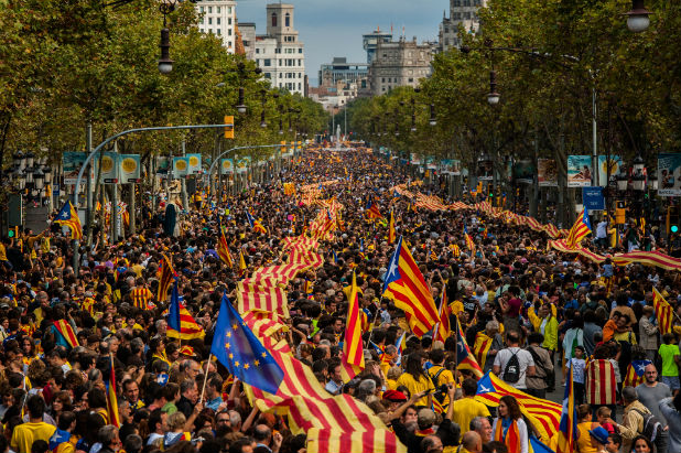 Каталуня иска независимост