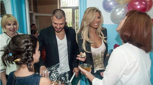 Андреа и Валери Божинов