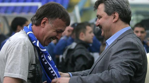 Наско Сираков и Тодор Батков, Левски 2013-2014