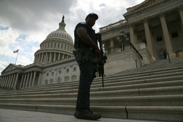 Стрелба във Вашингтон