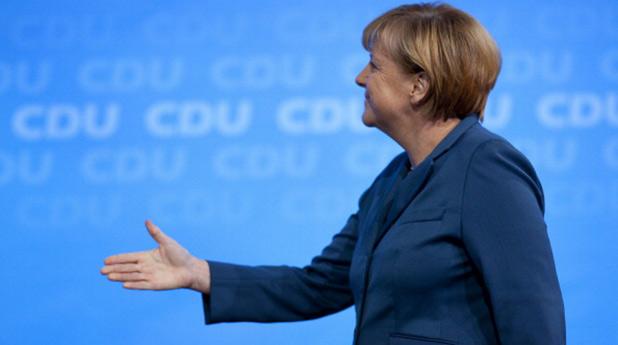 Ангел Меркел