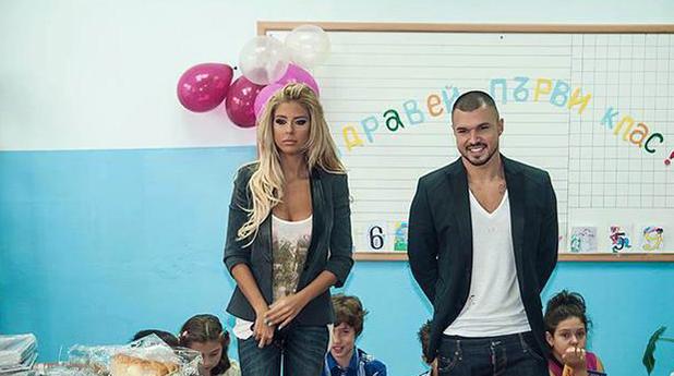 Валери Божинов и Андреа