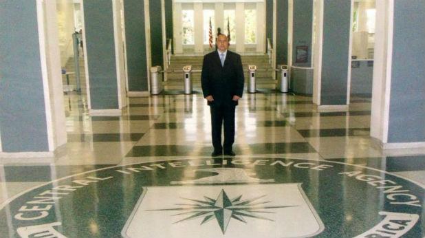 Бойко Борисов в ЦРУ