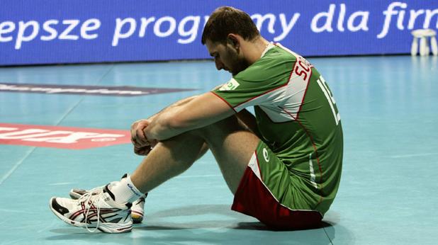Цветан Соколов след загубата от Италия на Евро 2013