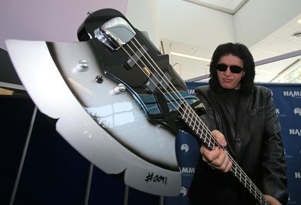 weird guitars