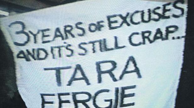 Плаката срещу Фъргюсън, 1989 година