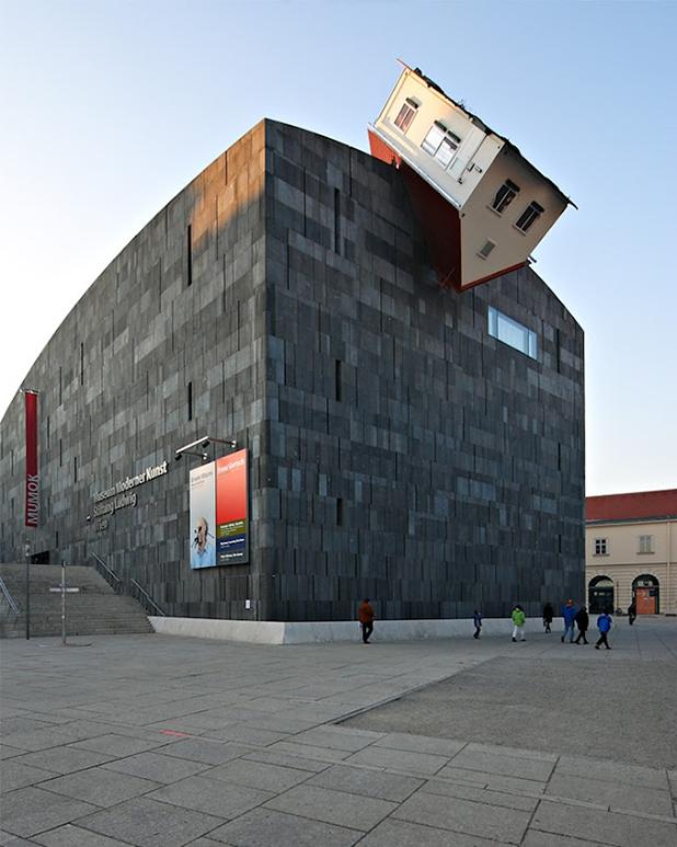 strange buildings