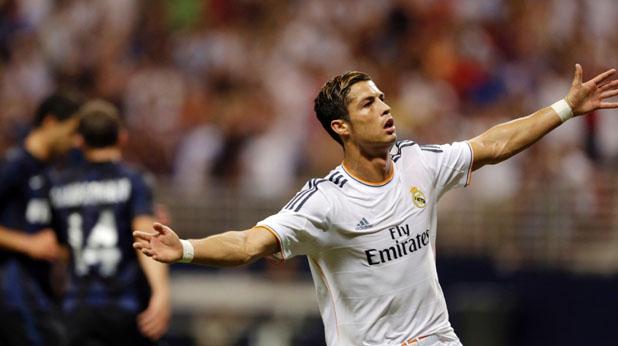 Роналдо срещу Леванте, 2013-2014