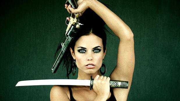 Жена убиец