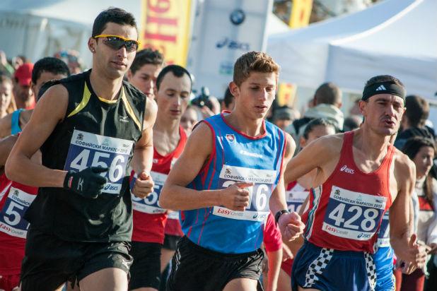 маратонци
