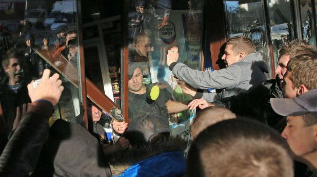 Безредици в Москва