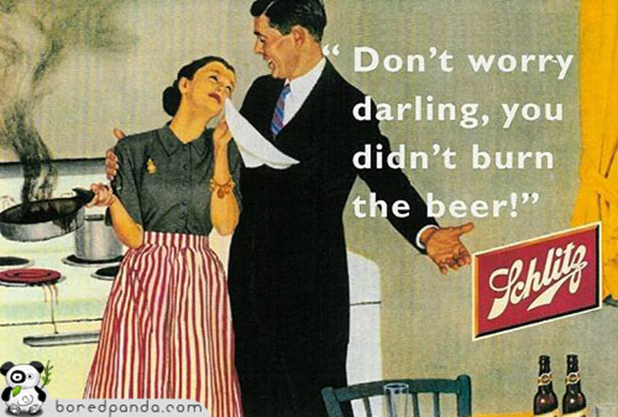 banned vintage ads