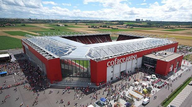 Стадионът на Майнц - така трябва да изгледжа и този в София