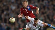 България - Чехия 0:1, 15 октомври 2013