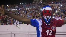 Коста Рика празнува класиране за световното