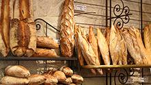 хляб, франзела, багета