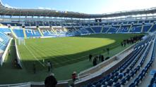Стадионът на Черноморец Одеса