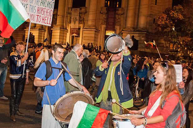 протест 28 октомври