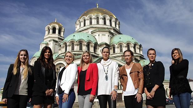 турнир на шампионките 2013 - софия