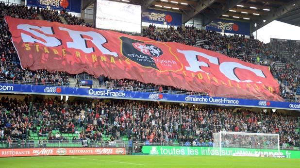 Хореографията на Реймс срещу Марсилия