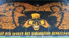 Бинокълът и купата на Жълтата стена