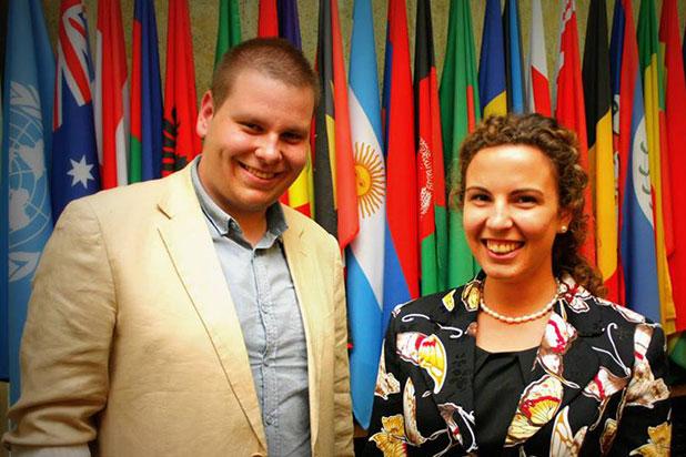 младежки делегати