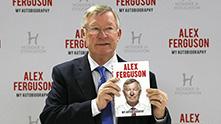 алекс фъргюсън - книга