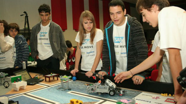 first lego league