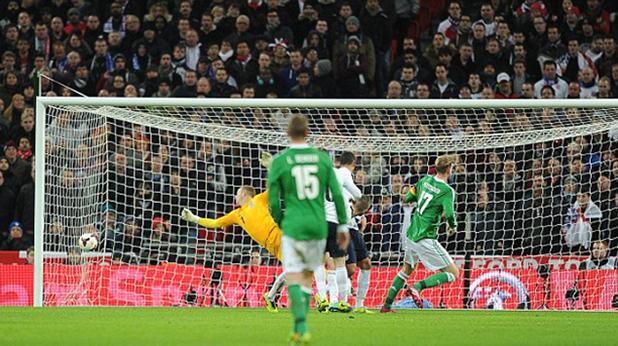 """Германия удари Англия на """"Уембли"""" 1-0"""