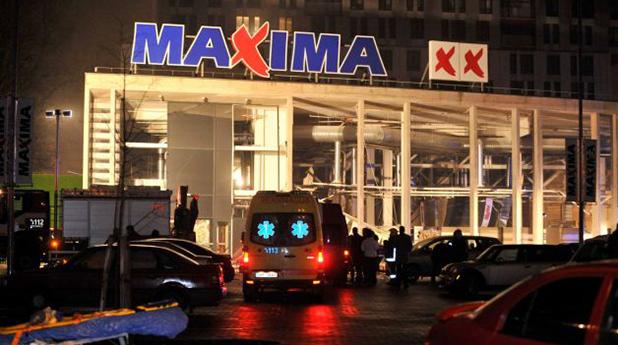 мол в Рига